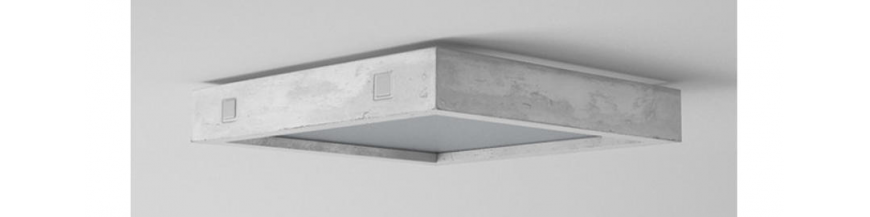 Plafony betonowe